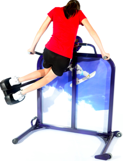 KIDS FITNESS EQUIPMENT, KIDS FITNESS, SNOWBOARDER