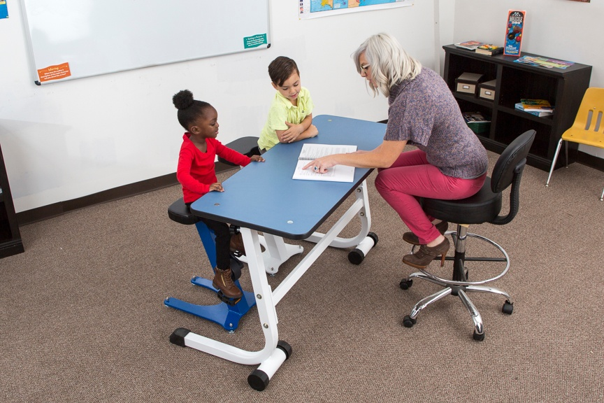 KC86 Two Person Standing Desk