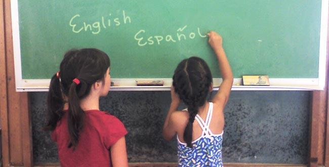 Bilingual kids at an advantage in overall cognitive abilities?